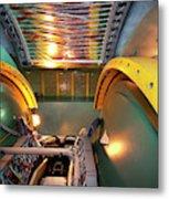 Phenix Detector At Rhic Metal Print
