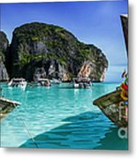 Phi Phi Islands Metal Print by Shannon Rogers