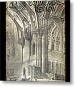 Phil Ecumenical Review 1965 Metal Print by Glenn Bautista