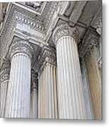 Philadelphia Architecture 1 Metal Print