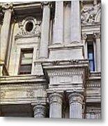 Philadelphia Architecture 2 Metal Print