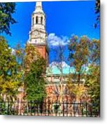 Philadelphia Christ Church 2 Metal Print