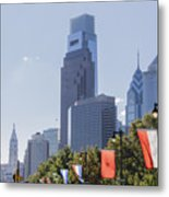 Philadelphia - City On The Rise Metal Print