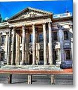 Philadelphia First Bank Metal Print