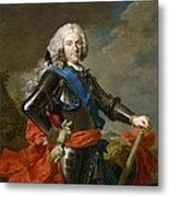 Philip V Of Spain Metal Print