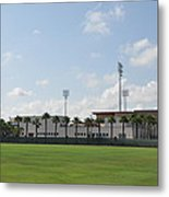 Phillies Brighthouse Stadium Clearwater Florida Metal Print
