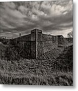 Phoenix Fort Ireland Metal Print