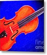 Photograph Of A Complete Viola Violin Painting 3371.02 Metal Print