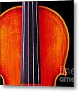 Photograph Or Picture Violin Viola Body In Color 3367.02 Metal Print