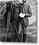 Photographer, 1900 Metal Print