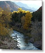Photographing Zion National Park Metal Print