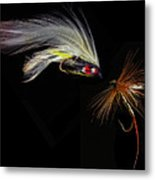 Fly Fishing In Southern Ontario Metal Print