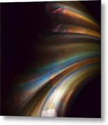 Photons From The Edge Metal Print