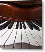 Piano Dreams Metal Print by Garry Gay