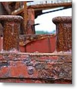 Pibroch Cleat Metal Print