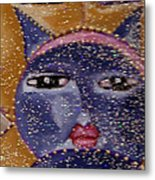 Picasso Cats Metal Print