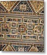 Piccolomini Bibliotheca - Siena Metal Print