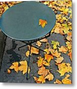 Picnic Bunch Metal Print by Diana Angstadt