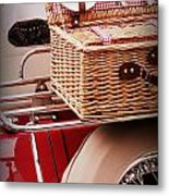 Picnic Ready Metal Print