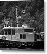 Picton Boating Metal Print
