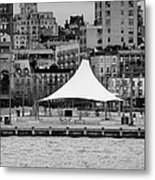 Pier 45 Hudson River Park New York City Metal Print