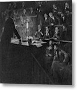 Pierre Curie (1859-1906) Metal Print