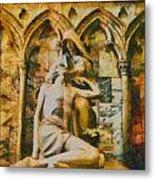 Pieta Masterpiece Metal Print