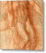 Pieta Metal Print