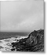 Pigeon Point Lighthouse Metal Print by Ralf Kaiser