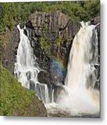 Pigeon River High Falls 4 Metal Print