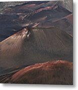 Pihanakalani Haleakala Volcano Sacred House Of The Sun Maui Hawaii Metal Print