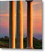 Pillars Of Life Metal Print