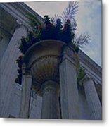 Pillars Upon Pillars 2 Metal Print