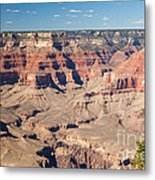 Pima Point Grand Canyon National Park Metal Print