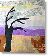 Pipal Tree Metal Print