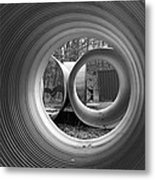 Pipe Dream Metal Print