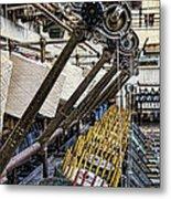 Pirn Winding Machine Metal Print