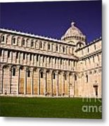 Pisa Cathedral Metal Print