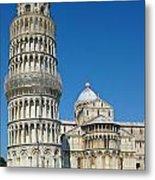 Pisa Italy Metal Print