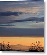 Pisgah Sunrise Metal Print
