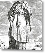 Pittacus Of Mytilene, Sage Of Greece Metal Print