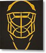 Pittsburgh Penguins Goalie Mask Metal Print