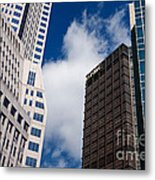 Pittsburgh Skyscrapers Metal Print