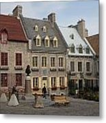 Place Royal Metal Print