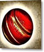 Planet Passion - My Little Planets Series  Metal Print
