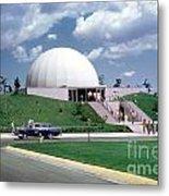 U.s. Air Force Academy Planetarium At Colorado Springs 1961 Metal Print