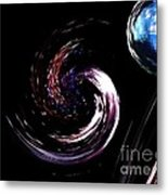 Planets - Reunion Island - Indian Ocean Metal Print