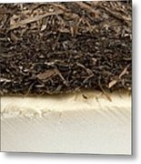 Plant-based Insulating Materials Metal Print