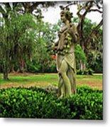 Plantation Garden New Orleans  Metal Print