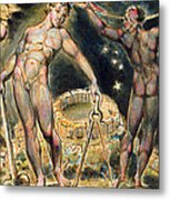 Plate 100 From Jerusalem Metal Print